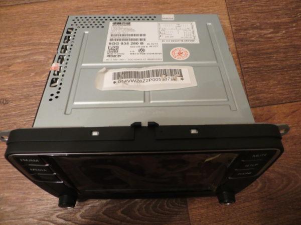 rcd330plus desay MQB 330plus.ru skoda rapid