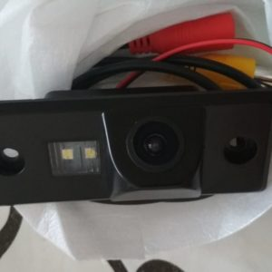 Камера заднего вида Skoda Fabia YETI