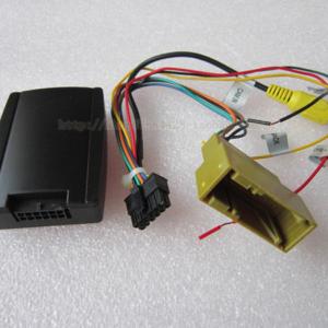 Конвертер с RGB в AV для подключения штатных камер к RCD 330