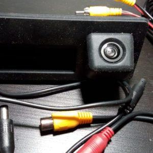 Камера заднего вида для Skoda Oсtavia A5 (2010 - 2012)